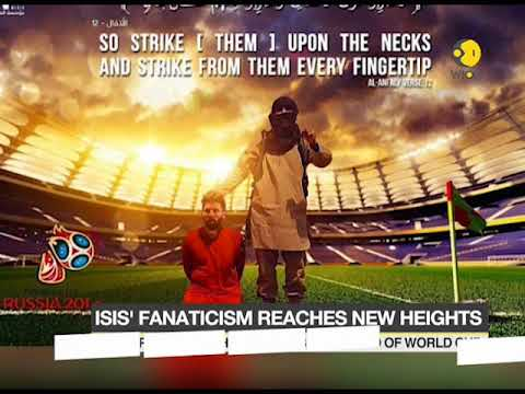 ISIS propaganda threatens to behead Ronaldo And Messi