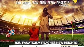 ISIS propaganda threatens to behead Ronaldo And Messi