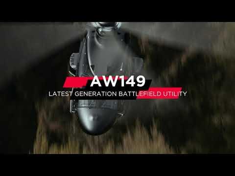 Leonardo AW149 - New Video Trailer!