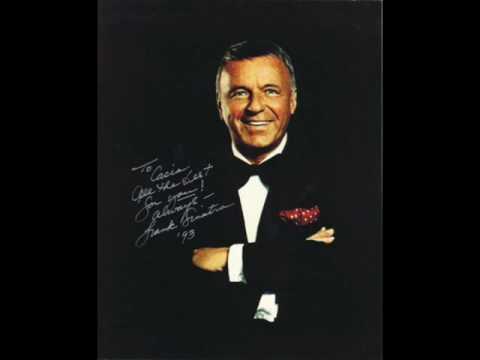 Frank Sinatra- You