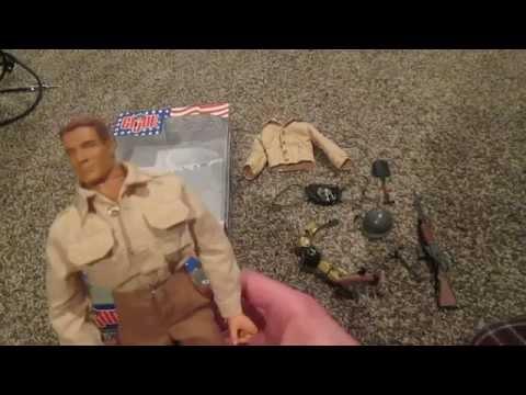 GI Joe 2001 Omaha Beach Landing D-Day Collection Review
