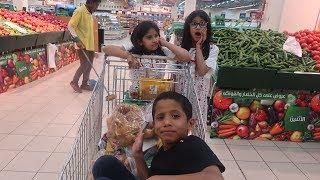 حمدة جلدت شريدة في السوق | طلع لهم في كل مكان | شوفوا وش صار!😂