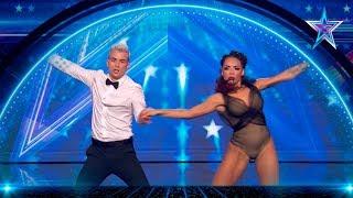 Estos CUBANOS demuestran su SENSUALIDAD al BAILAR | Semifinal 3 | Got Talent España 5 (2019)