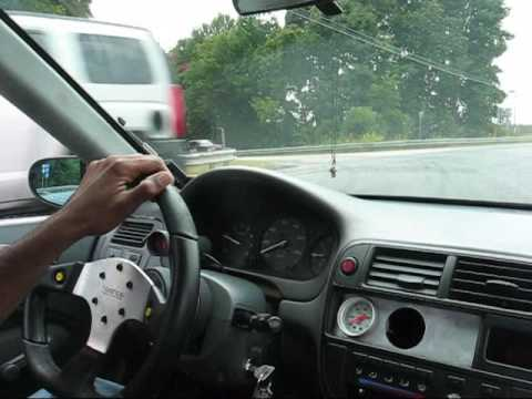 Hybrid Racing Shifter Box Testing