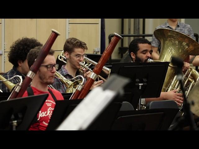 Pūt, vējiņi - Arta Jēkabsone - Austin Zhang - MSM Jazz Philharmonic