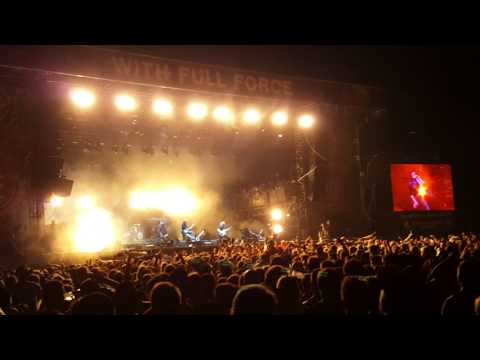 WFF - With full force 2015 - Heaven shall burn - Endzeit