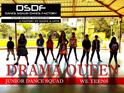 Drama Queen - Hasee toh Phasee Dance Video | Dance Cover
