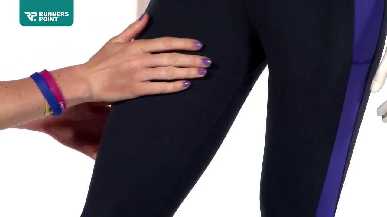 e95db5244ed81 Laufhose adidas Supernova Long Tight Damen - YouTube