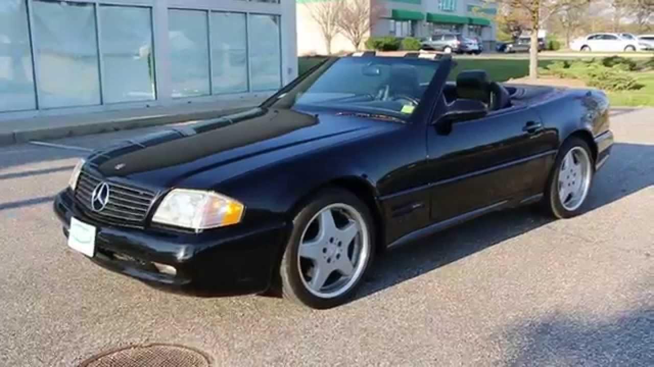 1999 mercedes sl500 roadster for sale sport pkg hard top for 1999 mercedes benz sl500 for sale
