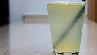 레몬 탄산수(브레빌 착즙기)_Lemon sparklin…