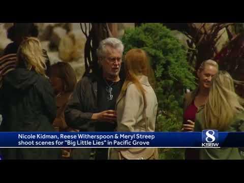 'Big Little Lies' back filming on Monterey Peninsula