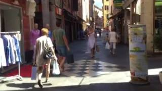 Italy 2016 shopping Rapallo