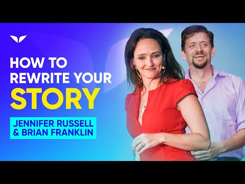 How To Reclaim Your Power With Transcendant Values | Jennifer Russell & Brian Franklin