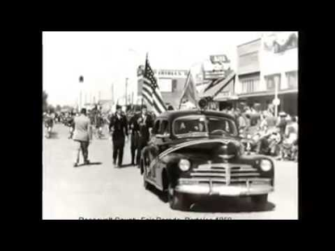 Portales, New Mexico - Way Back In The Day.