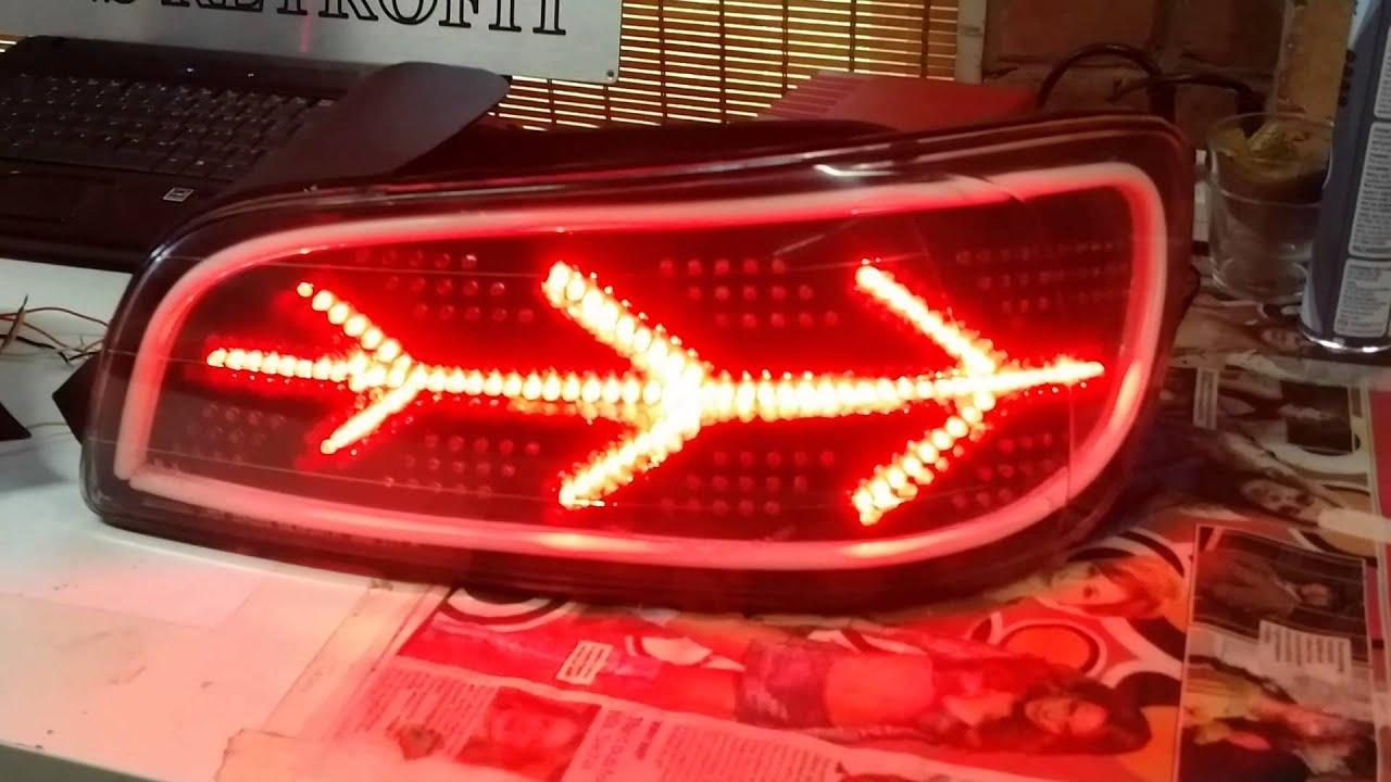 Honda S2000 Taillights Led Ap1 Youtube