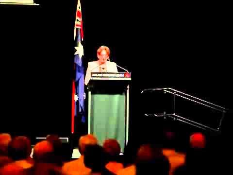 Australian Politician Ann Bressington Exposes the New World Order