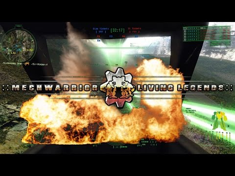 MechWarrior: Living Legends IS BACK BABY!!! (Part 1 - Introduction/Tutorial/Gameplay)