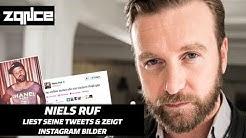 Niels Ruf erklärt Instagram Fotos und liest Tweets (zqnce)