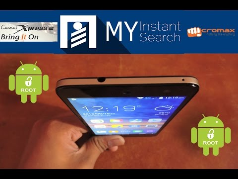 How to root Micromax Canvas Xpress 2(E313) Easily and safely | Root any smartphone with KingRoot