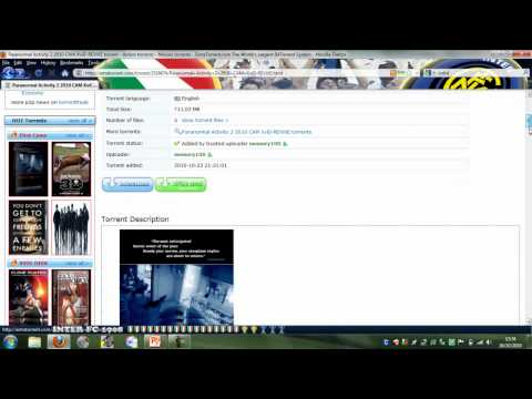 How you can download movies from torrent website
