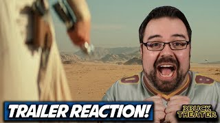 THE RISE OF SKYWALKER - STAR WARS EP 9 - REACTION!!!