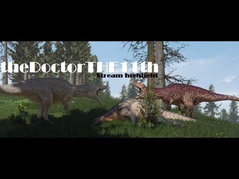 The Isle: Acrocanthosaurus Run
