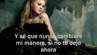Addicted - Kelly Clarkson ESPAÑOL SUB.