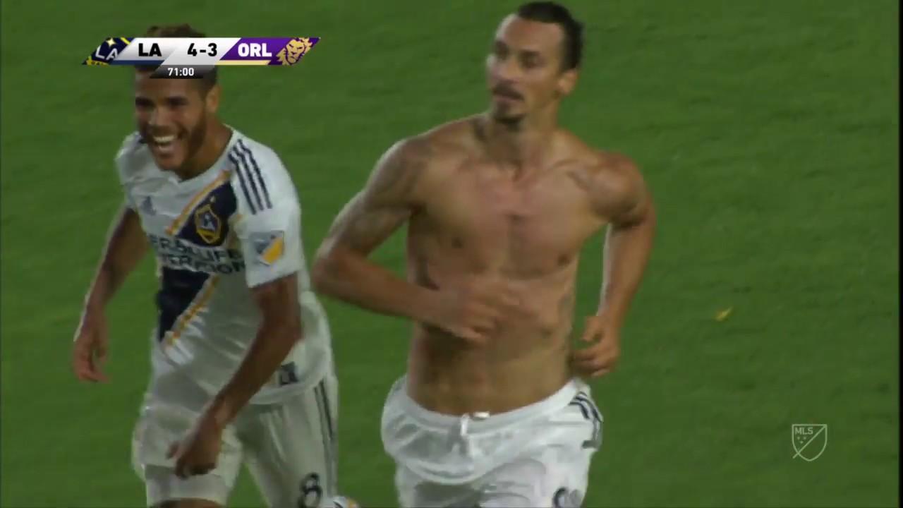 Zlatan Ibrahimovic scores HAT TRICK!! Watch all 3 goals