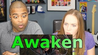 Download Awaken (ft. Valerie Broussard)   League of Legends Cinematic Season 2019 COUPLES THERAPY REACTION 🔥