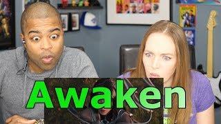 Awaken (ft. Valerie Broussard) | League of Legends Cinematic Season 2019 COUPLES THERAPY REACTION 🔥