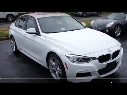 2013 bmw 335i xdrive m sport walkaround start up exhaust tour and overview youtube. Black Bedroom Furniture Sets. Home Design Ideas