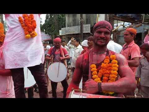 Ganesh festival nandurbar