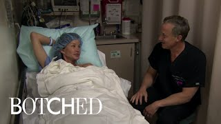 Botched | Shocking Discovery During Janice's Surgery | E!