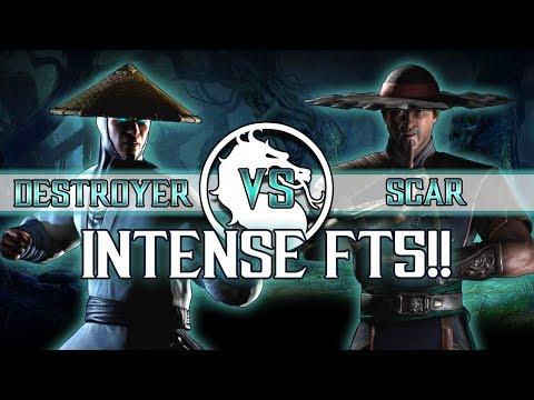 Mortal Kombat X: Destroyer vs Scar FT5 (SUPER EPIC!) thumbnail