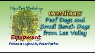Veritas Parf Dogs And Small Bench Dogs From Lee Valley