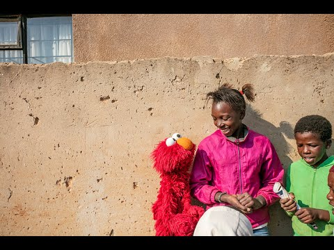 Takalani Sesame: Building a Brighter Future for Children Across South Africa