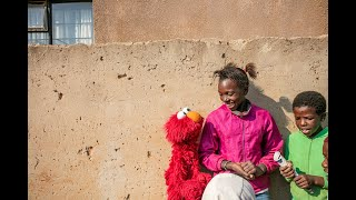 Gambar cover Takalani Sesame: Building a Brighter Future for Children Across South Africa