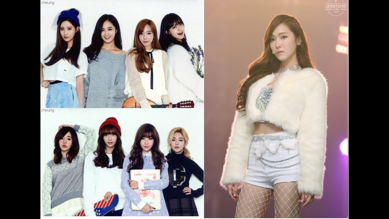 Girls Generation (Snsd) Members Profile - Member Profiles - Kpop Zone