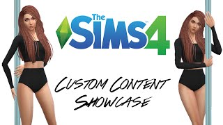 The Sims 4: Custom Hairs, Dance Poles, and More