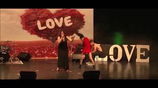 MAGIC SOUND - LOVE - CRISTINA PALAZZOLO