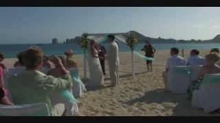 Carly & James' Wedding, Oct 17th 09, Riu Santa Fe, Los Cabos, Mexico Ceremony