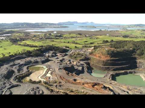 Mining - Northland, New Zealand