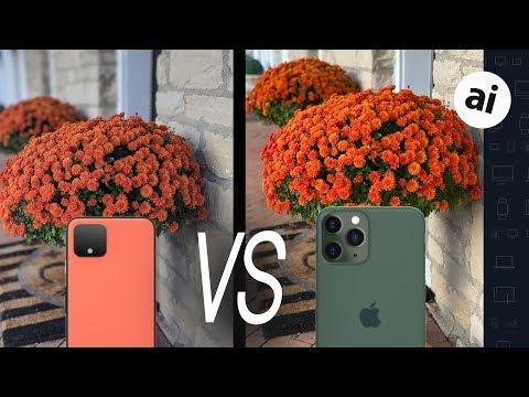 iPhone 11 Pro VS Pixel 4: Ultimate Camera Comparison!