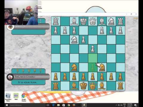 Simply Chess - Broken Chess Metagame 2017 no scope XXX burping sound effects