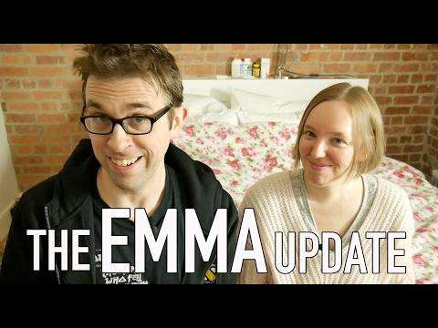 The Emma Update (Life-related, Non-Narrowboat News!)