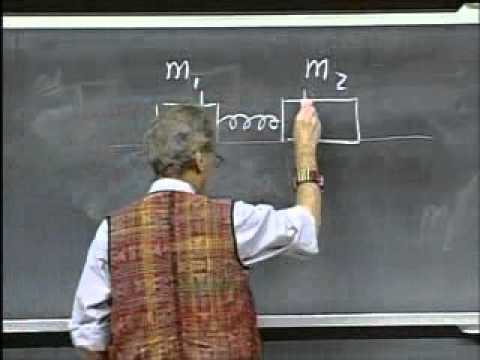 1-15 Lecture 15_ Momentum - Conservation of Momentum - Center of Mass.mp4