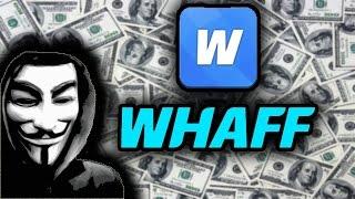 COMO CONSEGUIR 6500 GEMAS. HACK DE WHAFF ENERO 2018. 50$ PARA WHAFF CON UN CÓDIGO.