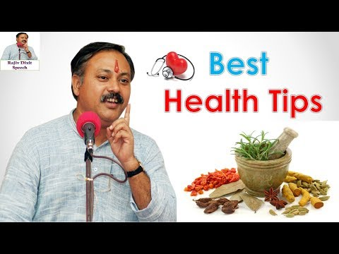 Best health News latest tips by Rajiv dixit || Health informatics||Health education for all