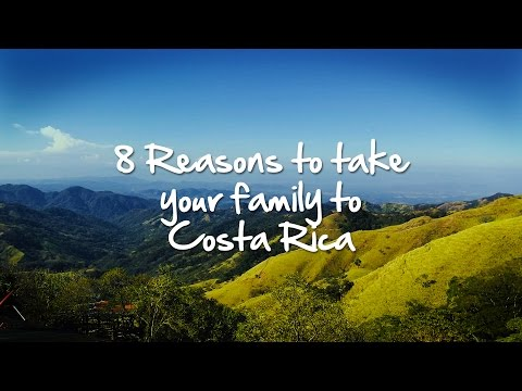 Costa Rica - 8 reasons to take your family with Rickshaw Travel