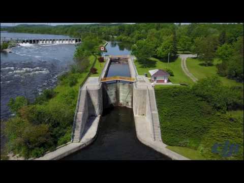 Trent River Lock No. 3